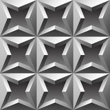 Abstract metaal naadloos patroon Royalty-vrije Illustratie