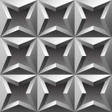 Abstract metaal naadloos patroon Royalty-vrije Stock Afbeelding