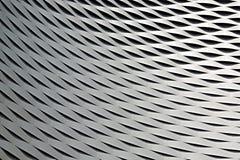 Abstract metaalpatroon Stock Afbeelding