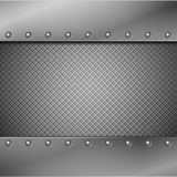 Abstract metal background Stock Photos