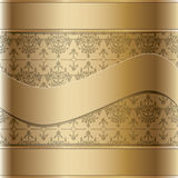The abstract metal background Stock Photo