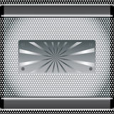 Abstract metal background Stock Image