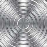 Abstract Metal Background. Abstract minimalistic gray metal background Stock Photography