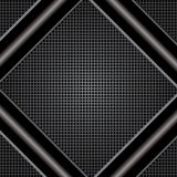 Abstract metal background . Stock Photos