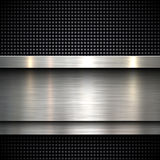 Abstract metal background Royalty Free Stock Images