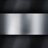 Abstract metal background. Abstract texture grey background with metal stripes Stock Photo