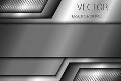 Abstract metal background. Stock Photography