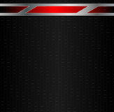 Abstract metal background. Vector illustration. Royalty Free Stock Images
