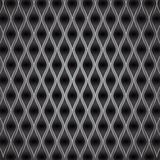 Abstract metal background. Vector illustration. Stock Photos