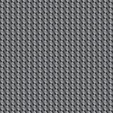 Abstract metal background. Vector illustration. Stock Image