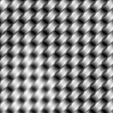 Abstract metal design - illustration Stock Image