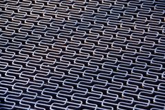 Abstract metal grid Royalty Free Stock Photos