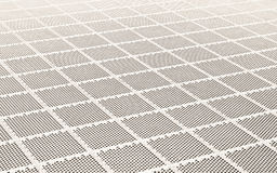 Abstract metal grid background : Silver metal grate background : Royalty Free Stock Photo