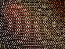 Abstract metal grid. Stock Images
