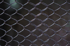 Abstract metal grid. Raw pattern Royalty Free Stock Images