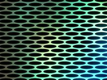 Abstract metal grill. Stock Images