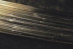 Abstract metal line Stock Photos