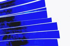 Abstract metal line Royalty Free Stock Images