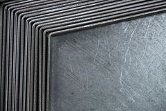 Abstract metal scratch Royalty Free Stock Images