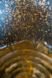Abstract Metal Texture Stock Photo
