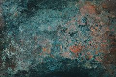 Abstract metal texture 2. Old rusty metal texture. Great abstract background for your text or wallpaper stock photo