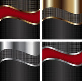 Abstract Metalic Background Royalty Free Stock Image