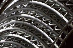 Abstract metallic background. Design reflection, shape shiny Stock Image