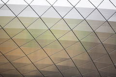 Abstract metallic background Stock Photography