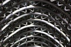 Abstract metallic background. Design reflection, shape shiny Royalty Free Stock Image