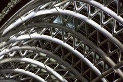 Abstract metallic background. Design steel Stock Image