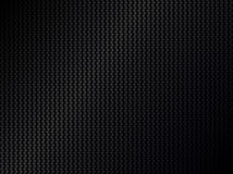 Abstract metallic black background. Vector illustration Stock Photography