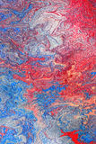 Abstract metallic paint Stock Images