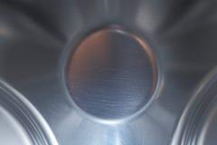 Abstract metallic texture background Stock Photo