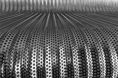 Abstract metallic Texture Silver Metal V Royalty Free Stock Images