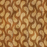 Abstract microbial texture - seamless background - wood texture Stock Images