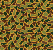 Abstract Military Camouflage Background Stock Image