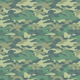 Abstract military green pattern. Vector seamless pattern in military style. Background Royalty Free Stock Photo