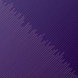 Abstract minimal design stripe and diagonal lines pattern on purple background and texture. Vector illustration royalty free illustration