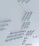 Abstract  minimal style abstract geometry background Royalty Free Stock Photo