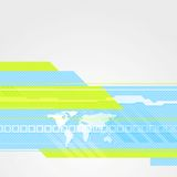 Abstract minimal technology background Royalty Free Stock Photography