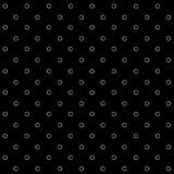 Abstract minimalistic black and white pattern hexagon Stock Images
