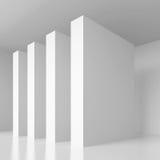 Abstract minimalistic ontwerp royalty-vrije illustratie