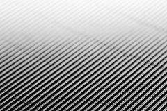 Abstract minimalistic white striped background with diagonal lines and header. Stock Image