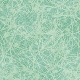 Abstract mint watercolor blobs Royalty Free Stock Photography