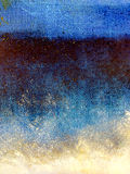 Abstract mixed-media background Stock Photography