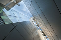 Abstract modern architecture Stock Images