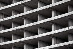 Abstract modern architecture background Royalty Free Stock Photo