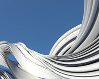 Abstract modern architecture design Stock Images