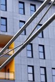 Abstract modern architecture Royalty Free Stock Images