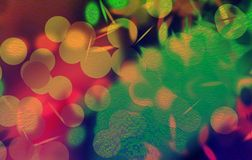 Abstract Colorful Multiple Effect Background Design Royalty Free Stock Photos